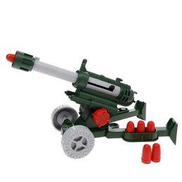 Тренировочные снаряды - Пушка пневматическая, МИКС, 0