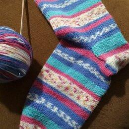 Колготки и носки - Носки шерстяные ручная работа, 0