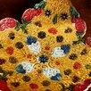 "Конфетница латунь ""Вафия"" 18.5х18.5х3 см по цене 3491₽ - Вазы, фото 2"