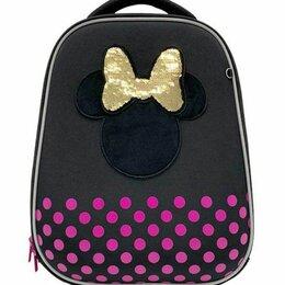 Рюкзаки, ранцы, сумки - Ранец Hatber Ergonomic «Минни Маус» 2отд. 45036, 0