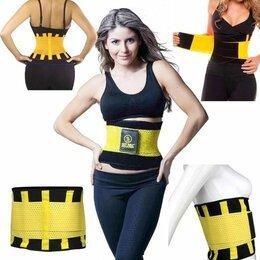 Средства для похудения и борьбы с целлюлитом - Пояс для похудения на липучке Hot Shapers Belt Power утягивающий, 0