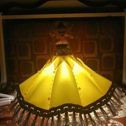 Ночники и декоративные светильники - Кукла светильник из изолона, 0