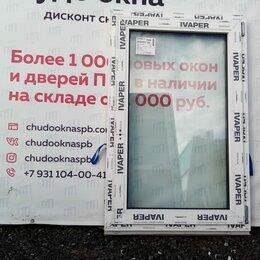 Окна - Окно, ПВХ Ivaper 70мм, 1210(В)х790(Ш) мм, 0