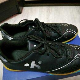 Обувь для спорта - Кеды для зала/футзалки, 0