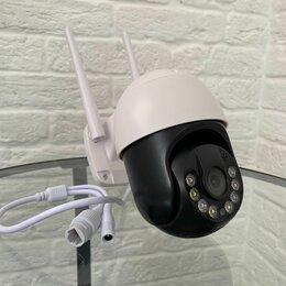 Камеры видеонаблюдения - Повоpотная IР камера 3 МП c поддeржкой WiFi и зaписью на SD-каpту памяти, 0