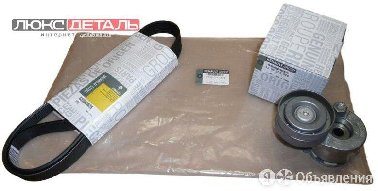 RENAULT 7701477515 Комплект поликлинового ремня RENAULT MEGANE II, SCENIC II ... по цене 15463₽ - Двигатель и топливная система , фото 0