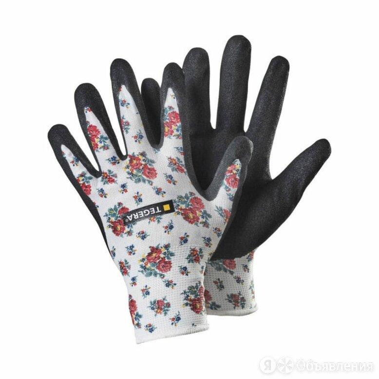 Хозяйственные нейлоновые перчатки TEGERA 90065-8 по цене 408₽ - Средства индивидуальной защиты, фото 0