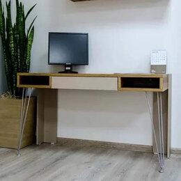Компьютерные и письменные столы - Письменный стол Анри 1 💥 0725💥, 0