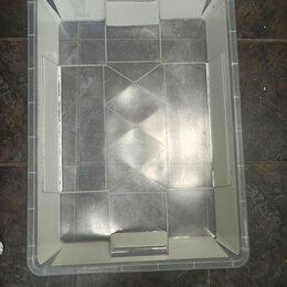 Корзины, коробки и контейнеры - Контейнер samla 78x56x18 IKEA, 0