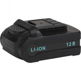 Аккумуляторы и комплектующие - Аккумуляторная батарея 12В, 0