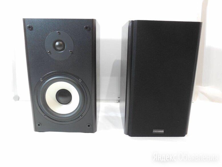 Microlab Solo-2 mk3 Hi-Fi 60 Вт Новая акустика 2.0 по цене 5500₽ - Компьютерная акустика, фото 0