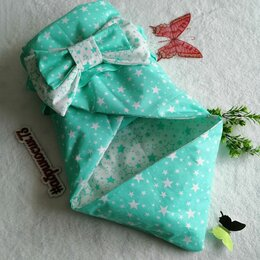 Конверты и спальные мешки - Одеяло на выписку новое, 0
