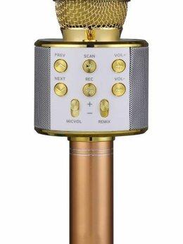 Микрофоны - FunAudio G-800 Gold беспроводной микрофон, цвет…, 0