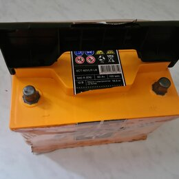 Аккумуляторы и комплектующие - Forse 640A 60A r. 12В_ Аккумулятор: обратной 🔋Автомобильный, 0