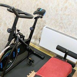 Велотренажеры - Вертикальный велотренажер STARFIT BK-301 Meteor, 0