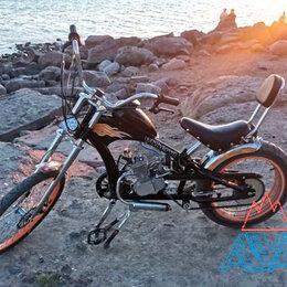 Велосипеды - Мотовелосипед MC32003 Chopper 50сс от поставщика, 0