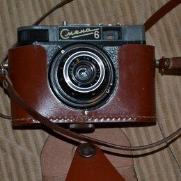 Пленочные фотоаппараты - Смена 6 + Вспышка, 0