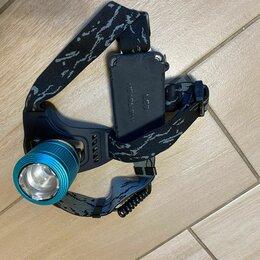 Фонари - Налобный фонарь LED Headlight, 0