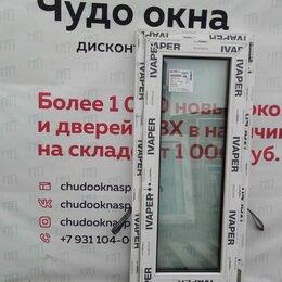 Окна - Окно, ПВХ Ivaper 70мм, 1210(В)х530(Ш) мм, 0