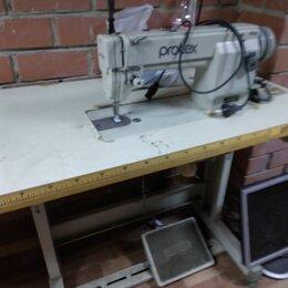 Швейное производство - Промышленная швейная машина Protex, 0
