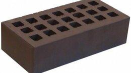Кирпич - Кирпич коричневый 1.4НФ, 0