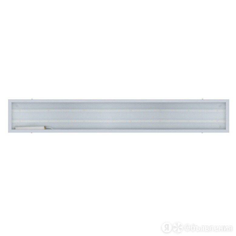 Встраиваемый светодиодный светильник Uniel ULP-18120 36W/3950К/EMG IP40 Schoo... по цене 10052₽ - Встраиваемые светильники, фото 0