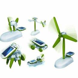 Автокресла - Конструктор на солнечной батарее Solar Kit 6в1, 0