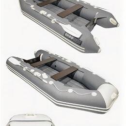 Моторные лодки и катера - Аква 3200 НДНД светло-серый/графит , 0