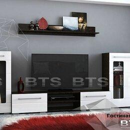 Шкафы, стенки, гарнитуры - Модульная гостиная Милан бтс, 0