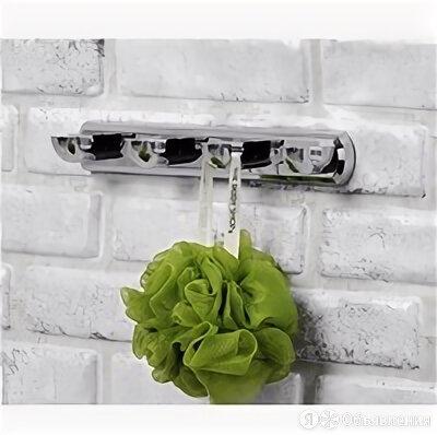 Крючок WasserKraft Kammel 4шт хром K-8374 по цене 2950₽ - Комплектующие, фото 0