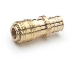 Водопроводные трубы и фитинги - REHAU Быстрый разъем с запорным устройством для сжатого воздуха 20x2,0, REHAU..., 0