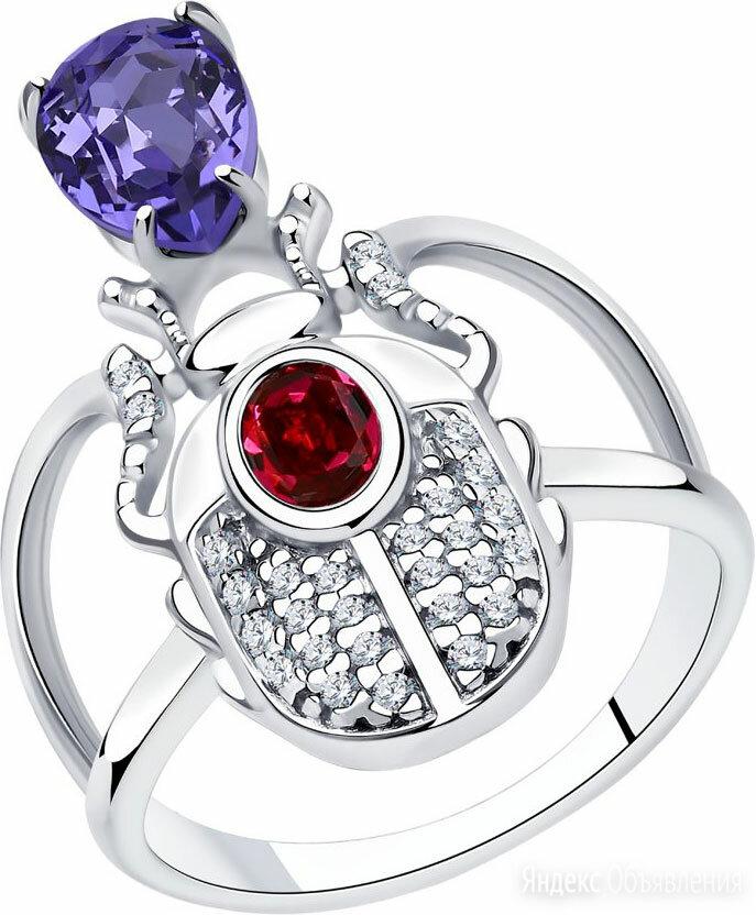 Кольцо SOKOLOV 94013122_s_17-5 по цене 1440₽ - Кольца и перстни, фото 0