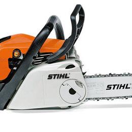 Электро- и бензопилы цепные - Бензопила STIHL (Штиль) MS 181 C - BE шина 35 см, 0