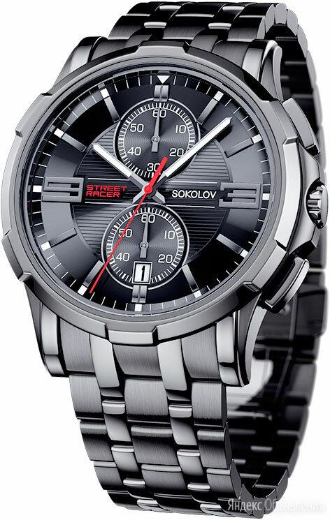 Наручные часы SOKOLOV 302.75.00.000.05.04.3 по цене 10190₽ - Наручные часы, фото 0