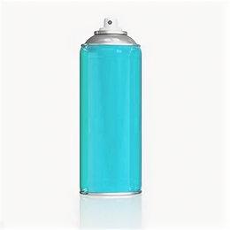Краски - Краска аэрозольная небесно - голубой (5015), 0