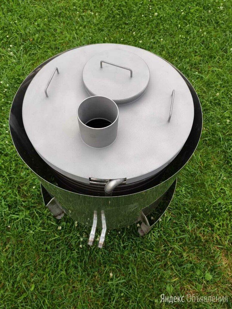 Дровяной нагреватель воды для бассейна / купели по цене 47000₽ - Прочие аксессуары, фото 0