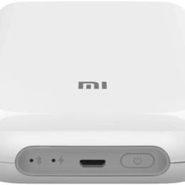 Принтеры и МФУ - Портативный фотопринтер Xiaomi Mi Portable Photo Printer, 0