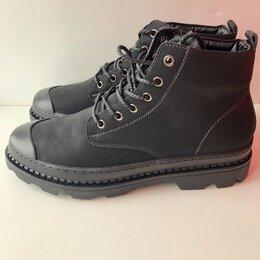 Ботинки - Ботинки теплые мужские новые 43, 0