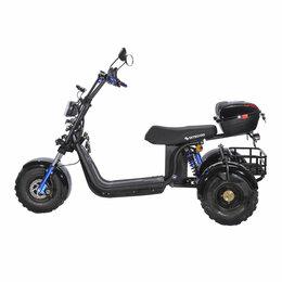 Мото- и электротранспорт - Электроскутер CityCoco Skyboard br40 3000 pro fast, 0