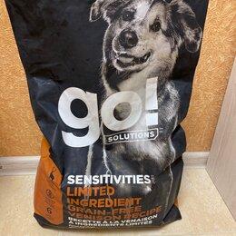 Корма  - Корм GO беззерновой, для щенков и собак с олениной 5,8 кг, 0