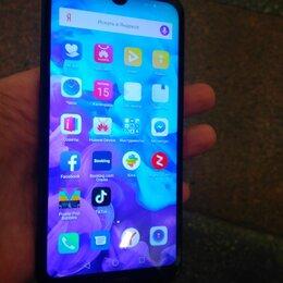 Мобильные телефоны - Huawei y5 (2019) 32gb синий, 0