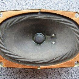Запчасти к аудио- и видеотехнике - Головка динамическая Динамик 2ГД-38-100, 0