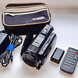 Видеокамеры - Видеокамера Sony hdr-pj650, 0