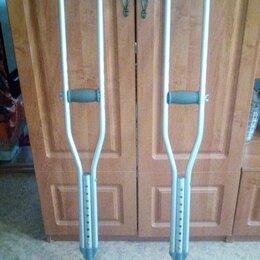 Устройства, приборы и аксессуары для здоровья - Костыли и палки для спортивной ходьбы, 0