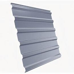 Электроды, проволока, прутки - Профнастил Grand Line С20 A Полиэстер 0,45 мм RAL 9006 Бело-алюминиевый, 0