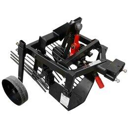 Спецтехника и навесное оборудование - Картофелекопалка вибрационно-грохотная Мотор Сич КГр-1В (ТМ Сокол), 0