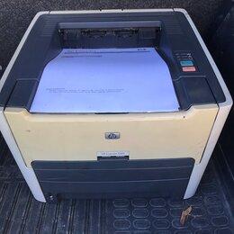 Принтеры, сканеры и МФУ - hp 1320 лазерный принтер для учебы., 0
