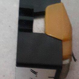 Аксессуары для проигрывателей виниловых дисков - Головки звукоснимателя с иглой ,катриджи, 0