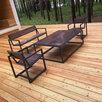столы и стулья для летних терас  по цене 25300₽ - Столы, фото 4