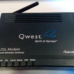 Оборудование Wi-Fi и Bluetooth - Wi-Fi Роутэр и ADSL2+ модем AE Type 701, 0